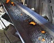огнестойкая конвейерная лента