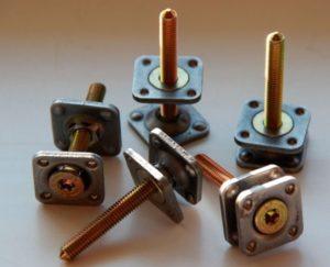 механическое соединение конвейерных лент